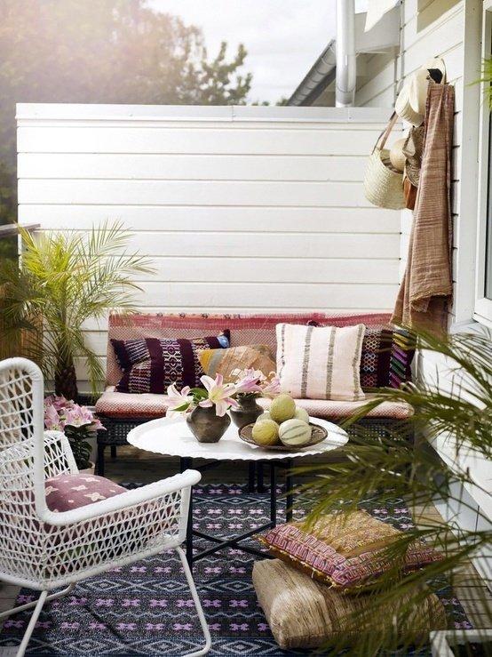 Imagenes De Terrazas Pequenas Decoracion ~ Consejos para la decoraci?n de terrazas y balcones  Blog  Fiaka