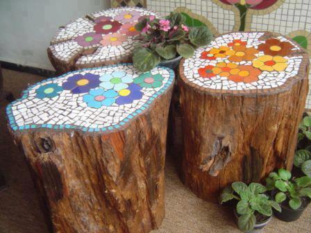 Decoración de terrazas y jardines con madera