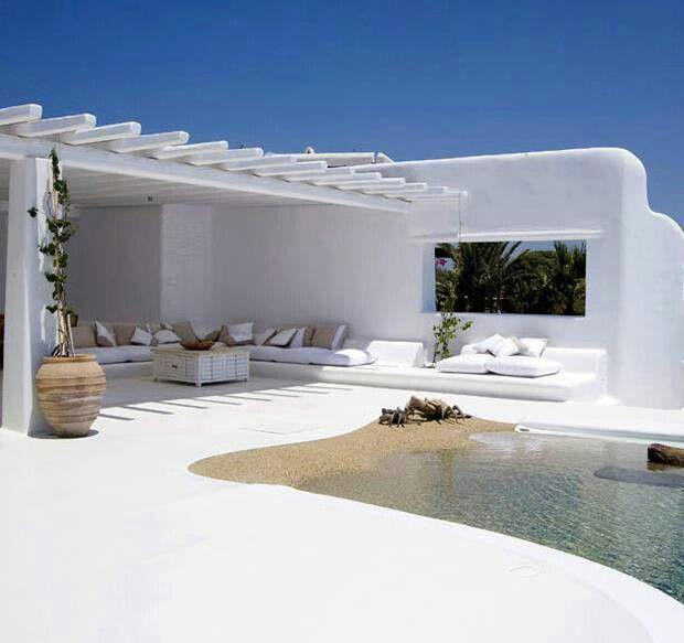 Muebles para la decoraci n de piscinas blog fiaka - Muebles de piscina ...