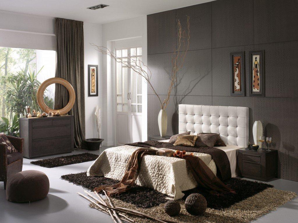 Cabeceros con estilo propio decoracion - Cabeceros con estilo ...