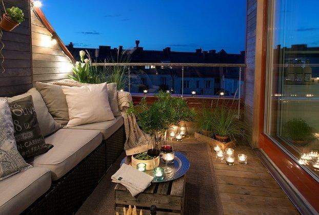 Decoraci n de terrazas y balcones blog fiaka - Terrazas y balcones ...