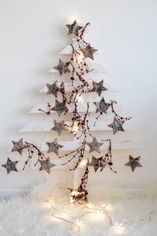 20 originales rboles de navidad diy blog fiaka - Originales arboles de navidad ...