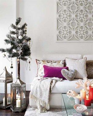 Detalles para una navidad chill out decoracion - Decoracion chill out interiores ...