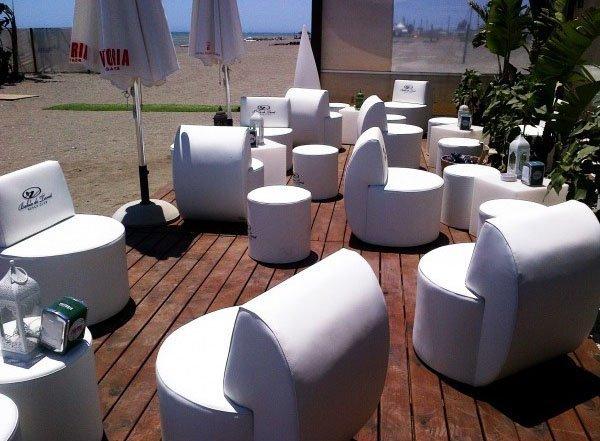 Sof s y sillones para la decoraci n de locales chill out lounge ii blog fiaka - Decoracion chill out ...