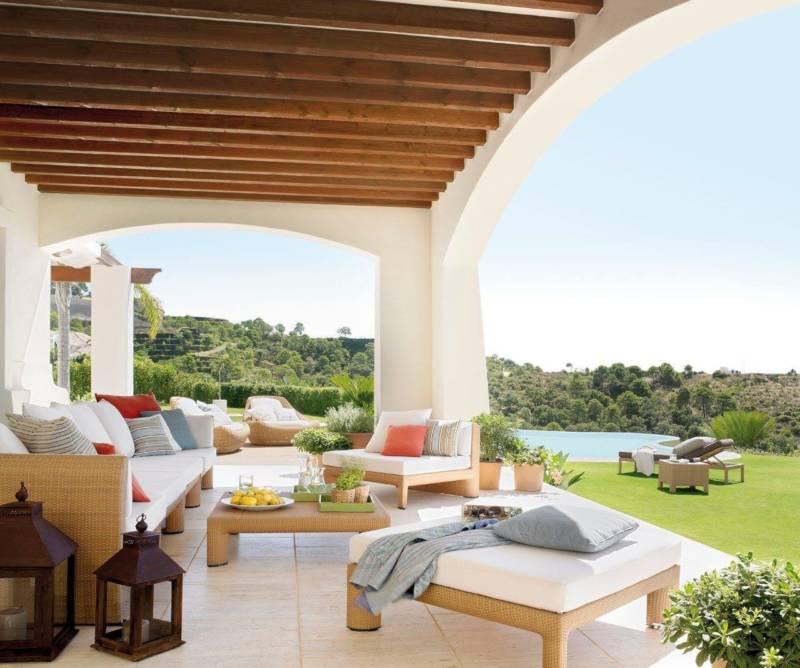 Gu a para la decoraci n de terrazas blog fiaka - Terrazas interiores decoracion ...
