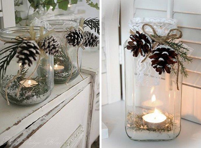 20 originales DIY para decorar la Navidad  Blog - Fiaka