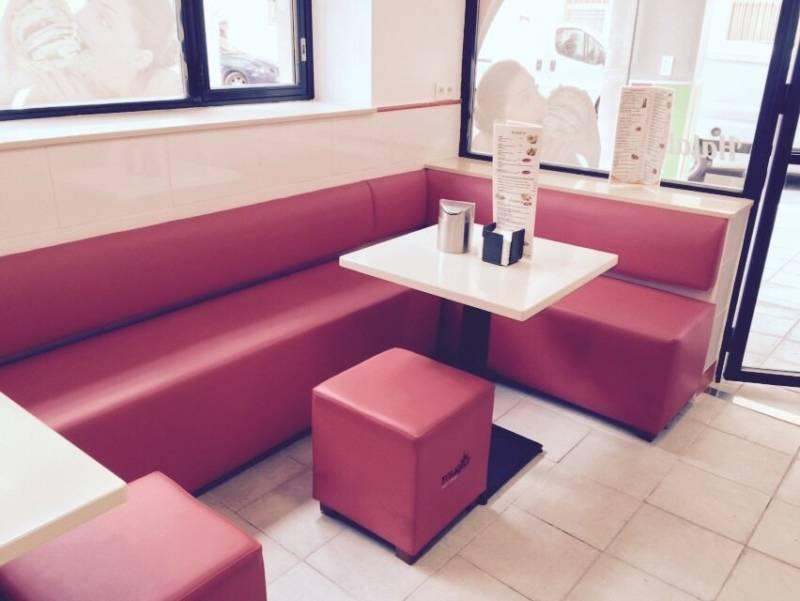Muglia fast food decoraci n de franquicias blog fiaka for Franquicias de muebles