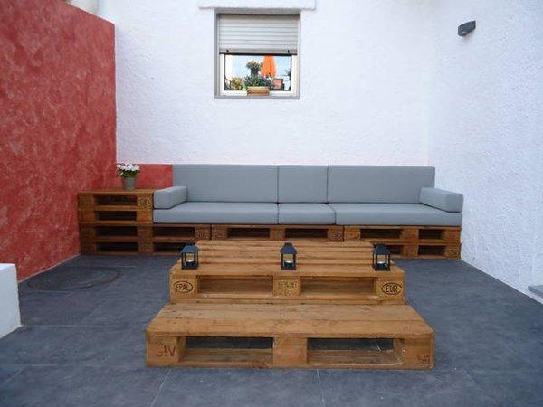 Colchonetas y cojines de exterior a medida blog fiaka - Cojines muebles exterior ...