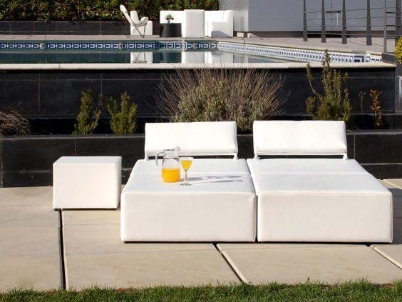 Tips conservar tu mobiliario exterior decoracion for Mobiliario exterior