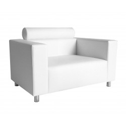 Nantes Single Sofa with Roll