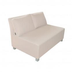 Cíes Two-Seater Sofa