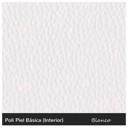 Gran Canaria Corner Sofa - Leatherette White