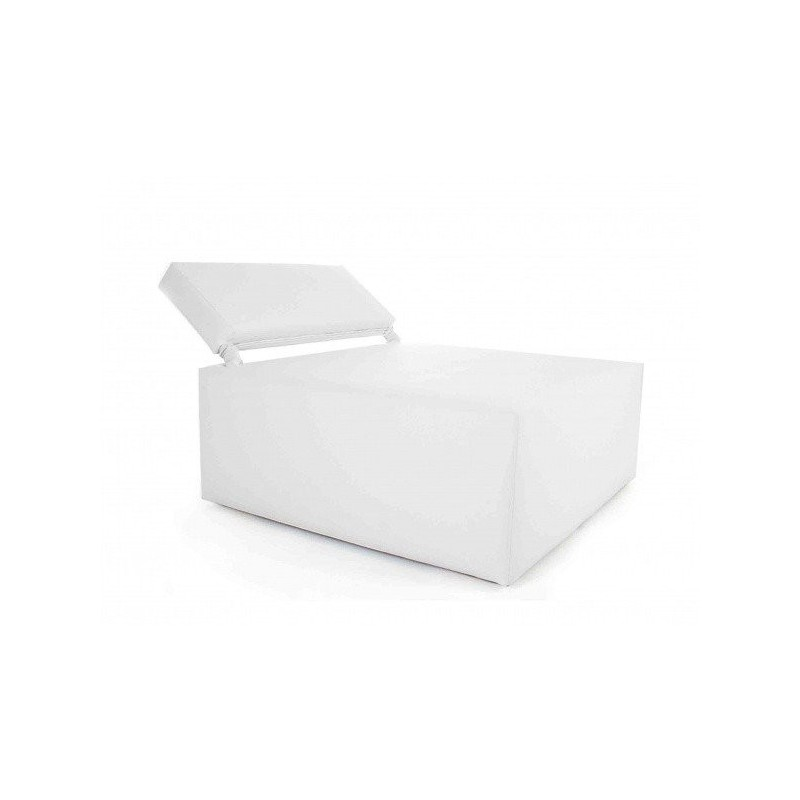 Modular Sofa 75 - Nautic (Leatherette) White Yes