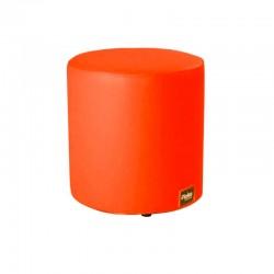 Round Rigid Pouf 40x40