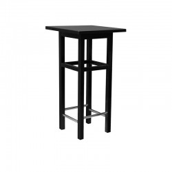 Lacquered Square Table