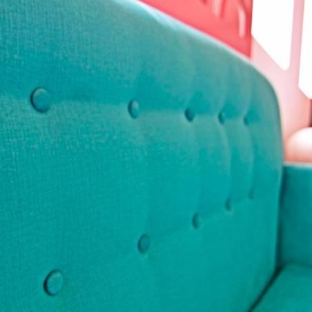 Vintage Two-Seater Sofa
