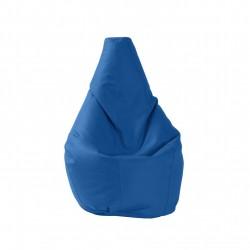 Puff Pera Azul