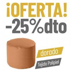 Puff Redondo soft 40/30