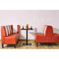 American Two-Seater Double Bench