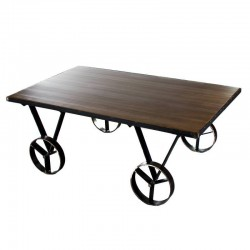 Wagon Table