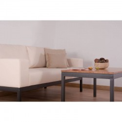 Niza Two-Seater Sofa
