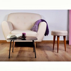 Vintage Single Sofa
