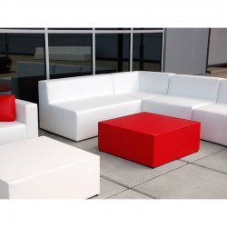 IOS three-seater sofa
