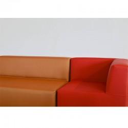 IOS Single Sofa