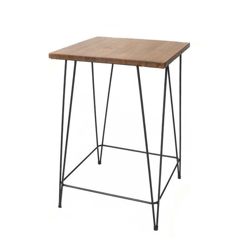 Boston High Table - 70x70x106 cm