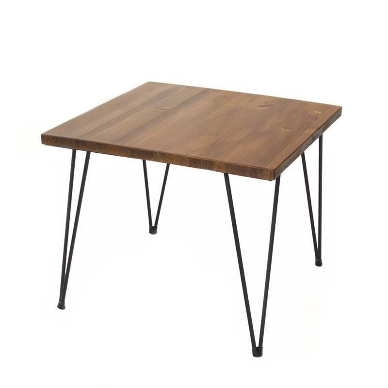 Boston Low Table - 70x70x57 cm