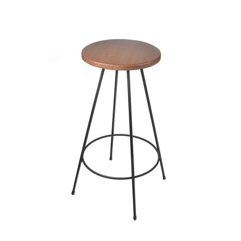 Seattle XXI High Stool - Natural Redondo