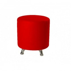 Round Rigid Pouf 40×40 -...