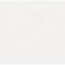 Rigid Phenolic Cylinder Table - Nautic (Leatherette) without legs White