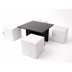 Mesa Quatro DM (sin cubos)
