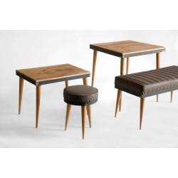 Low Vintage Table