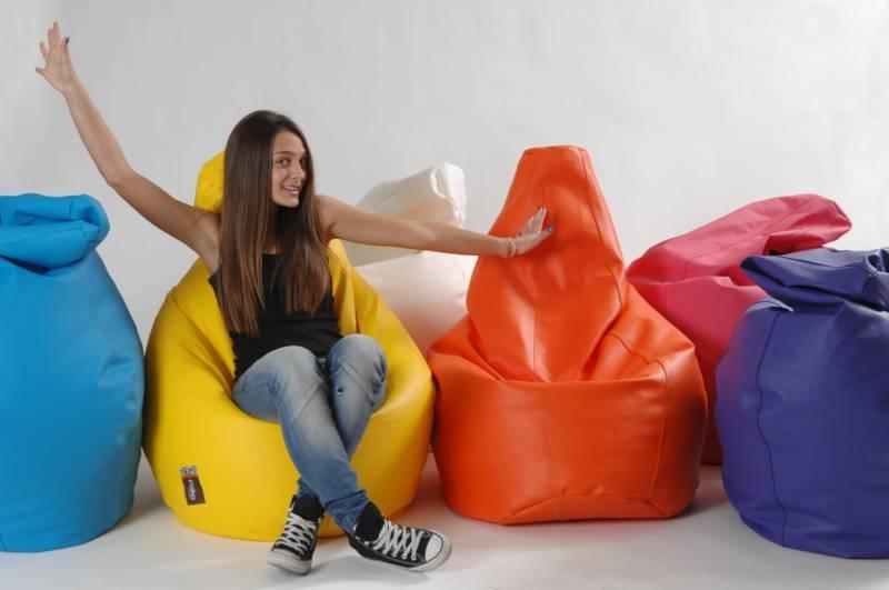 Muebles para dormitorios infantiles blog fiaka - Como hacer un puff pera ...
