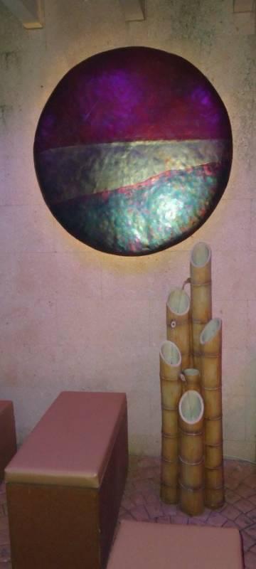 Decoraci n lounge en komodo menorca for Komodos muebles