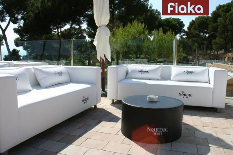 Muebles para terrazas chill out for Muebles chill out exterior