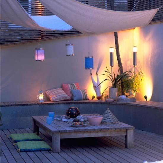 Decoraci n de terrazas chill out blog fiaka - Terrazas chill out ...