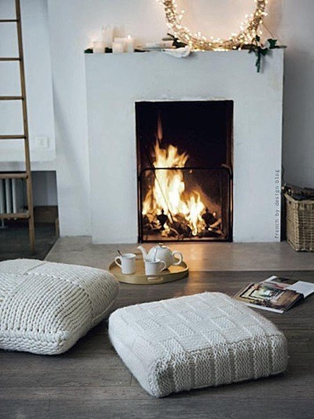 chimeneas para decoracin chill out