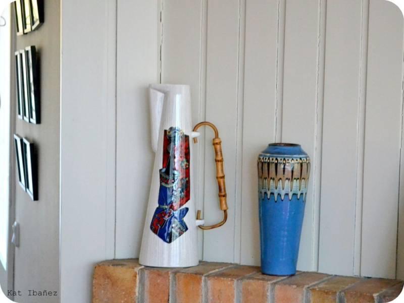 Estilismo en decoración vintage de Kat Ibañez.