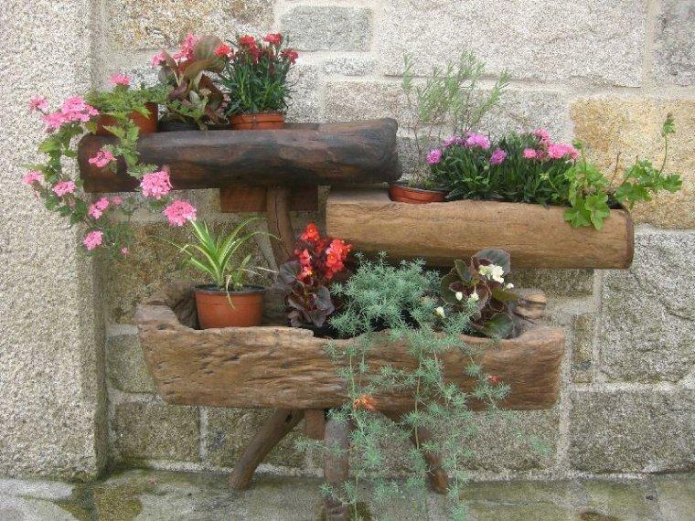 Consejos para la decoraci n de terrazas y balcones blog - Imagenes de jardineras ...