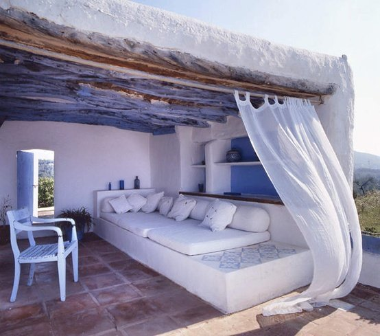 Consejos para la decoraci n de terrazas y balcones blog - Muebles chill out baratos ...