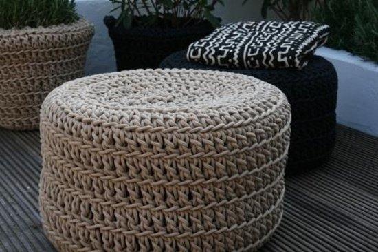 10 objetos diy y reciclados para decorar la terraza o jard n - Decoracion con neumaticos ...