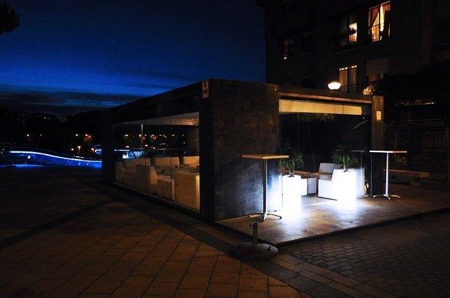 Una terraza chill out a orillas del pisuerga for Terraza chill out