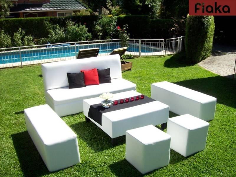muebles para la decoración de terrazas