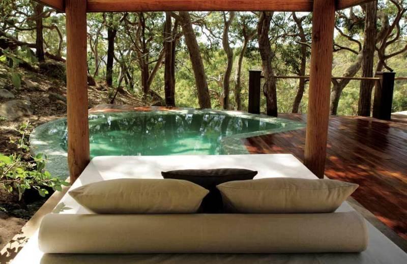 Decoraci n de hoteles con camas balinesas - Decoracion para hoteles ...