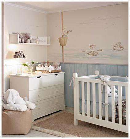 Muebles para dormitorios infantiles blog fiaka - Muebles para habitaciones de bebes ...