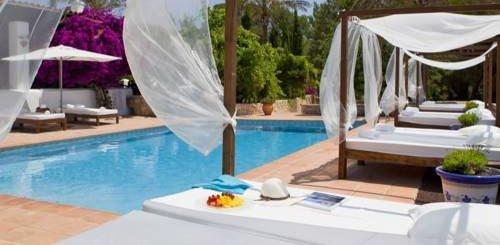 Muebles para la decoraci n de piscinas - Decoracion de piscinas ...