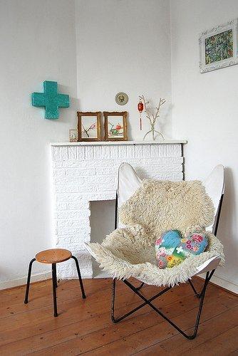 Decoración con sillas Butterfly o BKF